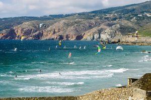 Kitesurfen_Lissabon