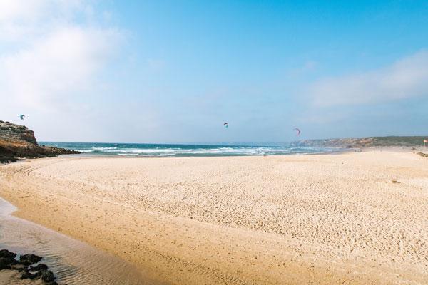 Praia-de-Bordeira-Kitespot