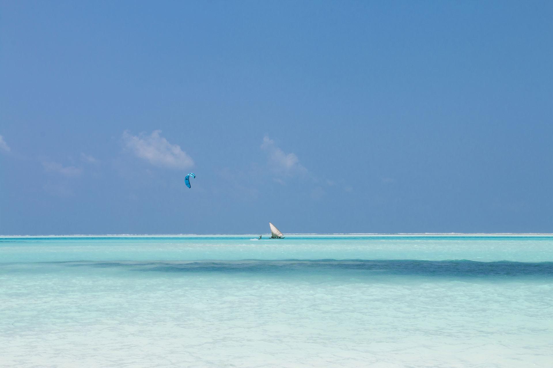 Kitesurfguide – Sansibar