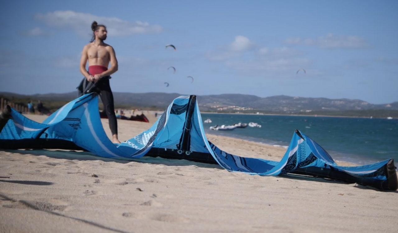 Kitesurfguide – Sardinien